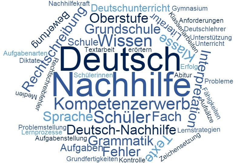 Verbesserung der Deutschnote