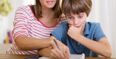 ABACUS Team Rabeler erteilt Mathe Nachchilfe zuhause beim Schüler in Vorsfelde