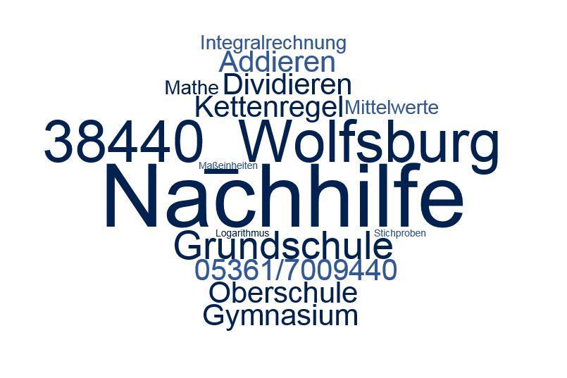 Nachhilfe Mathe Wolfsburg