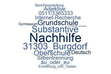 Deutsch Nachhilfe Burgdorf