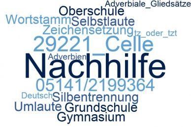 Deutsch Nachhilfe Celle