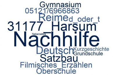 Deutsch Nachhilfe Harsum