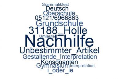 Deutsch Nachhilfe Holle