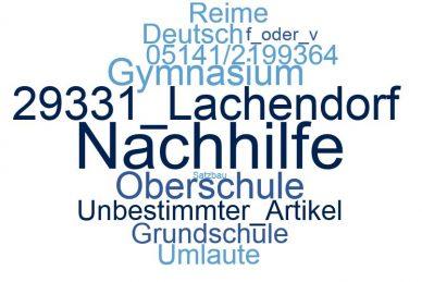 Deutsch Nachhilfe Lachendorf