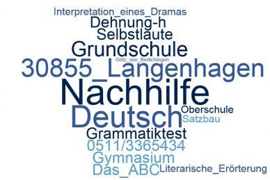Deutsch Nachhilfe Langenhagen