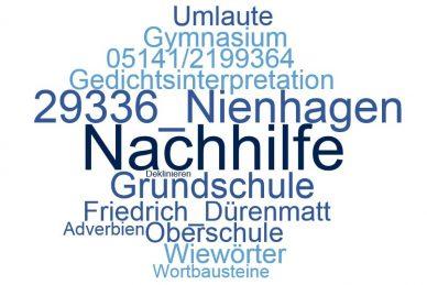 Deutsch Nachhilfe Nienhagen