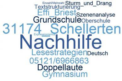 Deutsch Nachhilfe Schellerten
