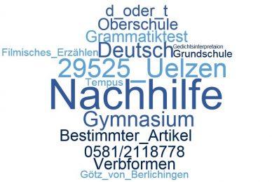 Deutsch Nachhilfe Uelzen
