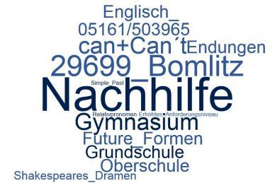 Englisch Nachhilfe Bomlitz