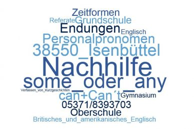 Englisch Nachhilfe Isenbüttel