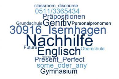 Englisch Nachhilfe Isernhagen