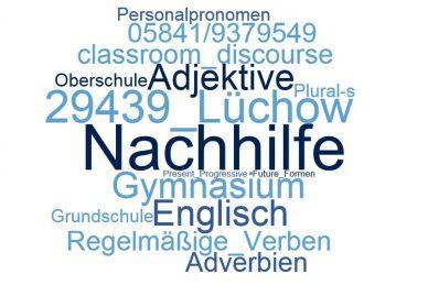 Englisch Nachhilfe Lüchow