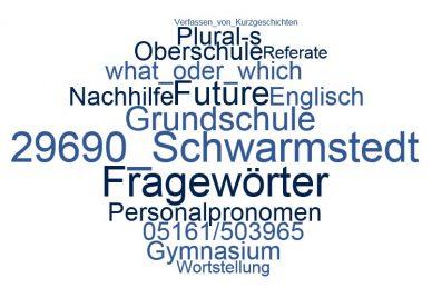 Englisch Nachhilfe Schwarmstedt