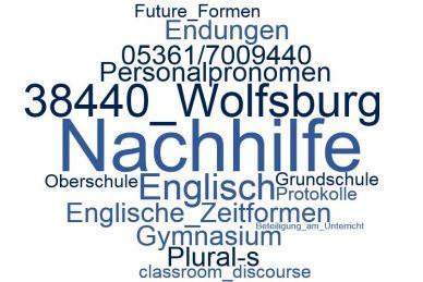 Englisch Nachhilfe Wolfsburg