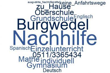 Nachhilfe Burgwedel