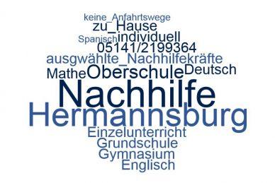 Nachhilfe Hermannsburg