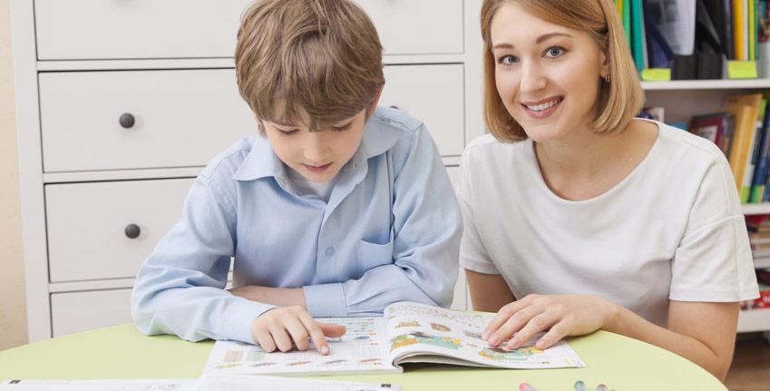 Nachhilfe beim Schüler in Lehrte