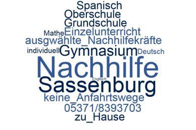 Nachhilfe Sassenburg