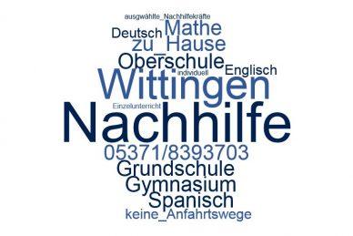 Nachhilfe Wittingen
