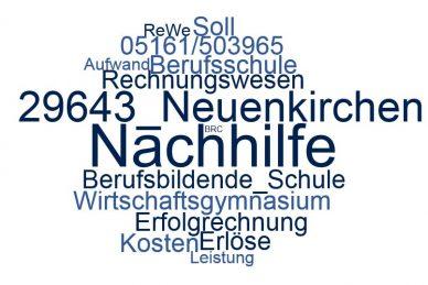 Rechnungswesen Nachhilfe Neuenkirchen
