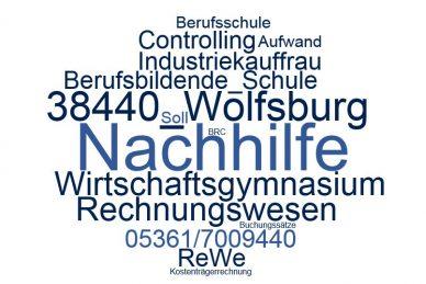 Rechnungswesen Nachhilfe Wolfsburg