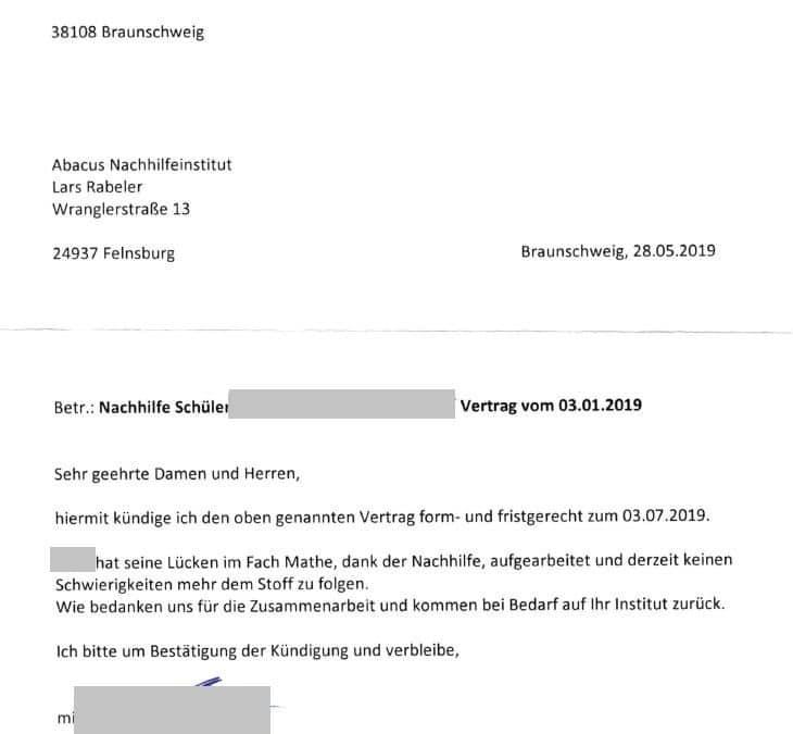 Lücken dank Mathe Nachhilfe aufgearbeitet – Schüler in Braunschweig 11. Klasse